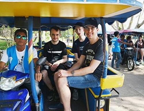 Thailand Adventure with VICTA