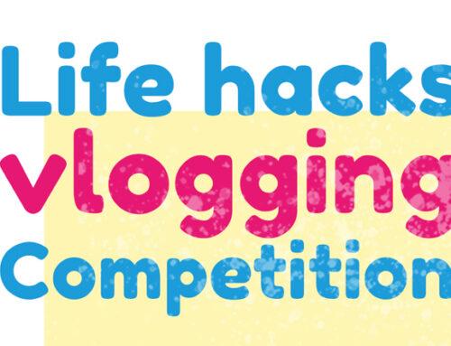 Life hacks vlogging competition